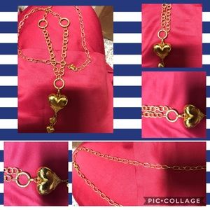 21 KT gold necklace